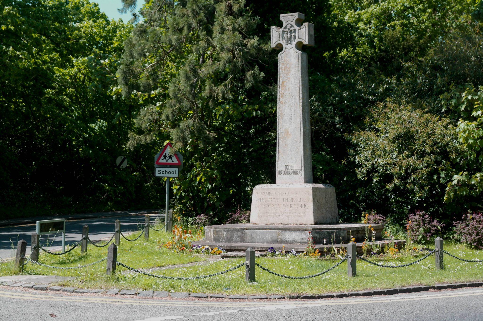 war memorial Noble Tree Road